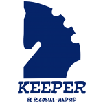 keeper logo madrid movida madrileña