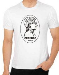 CAMI CEREBRO RECOR 190x243 - Camiseta CEREBRO Blanca