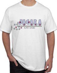JACARA BLANCA 190x243 - Camiseta JÁCARA PLATÓ MADRID Blanca