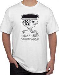 TARTUFO BLANCA 190x243 - Camiseta TARTUFO Blanca