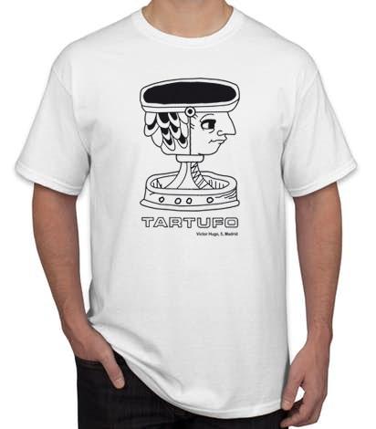 TARTUFO BLANCA - Camiseta TARTUFO Blanca
