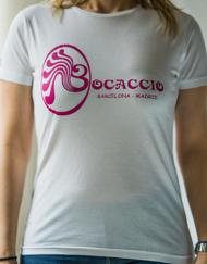 camiseta bocaccio barcelona i love 80s