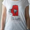 camiseta el callejon madrid i love 80s