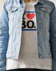 camiseta madrid ilove80s