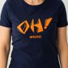 camiseta oh madrid chica movida madrileña