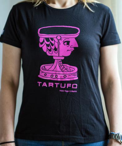 camiseta tartufo madrid ilove 80s