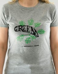 camiseta green madrid ilove80s movida madrileña