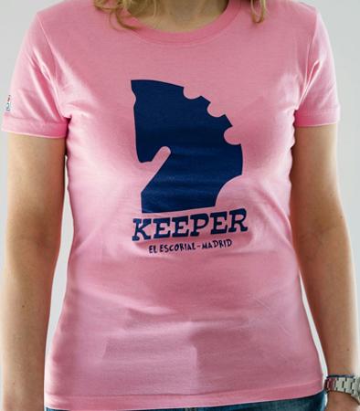 camiseta keeper ibiza madrid ilove80s