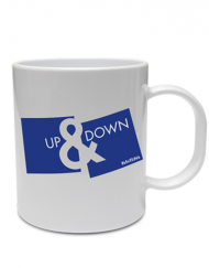 taza up down azul 190x243 - Taza UP&DOWN Azul