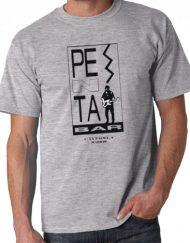PENTA GRIS 2 190x243 - Camiseta PENTA BAR Gris
