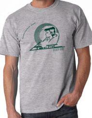 PERFIL GRIS VERDE 190x243 - Camiseta PERFIL Gris