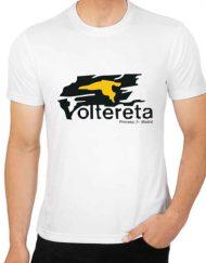 VOLTERETA BLANCA 190x243 - Camiseta VOLTERETA Blanca