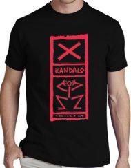 XKANDALO NEGRA 190x243 - Camiseta XKANDALO Negra