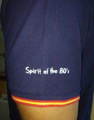 spirit azulmarino 190x243 - Polo I LOVE 80s Azul Marino