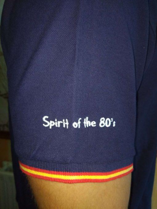 spirit azulmarino 510x680 - Polo I LOVE 80s Azul Marino