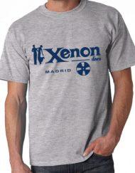 XENON GRIS 190x243 - Camiseta XENON Gris
