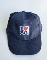 Gorra Azul Marino 1 190x243 - Gorra I LOVE 80s Azul Marino