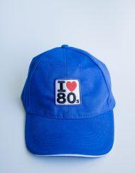 Gorras I love 80s Azulon 1 190x243 - Gorra I LOVE 80s Azulón