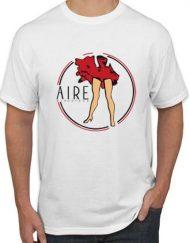 AIRE BLANCA 190x243 - Camiseta AIRE Blanca