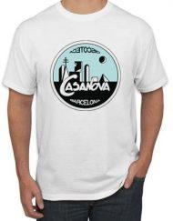 CASANOVA BLANCA 190x243 - Camiseta CASANOVA