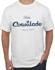 CONSULADO BLANCA 190x243 - Camiseta CONSULADO