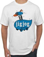 JIG JOG BLANCA 190x243 - Camiseta JIG JOG