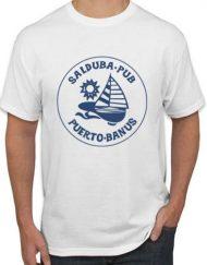 SALDUBA BLANCA 190x243 - Camiseta SALDUBA