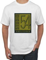 STUDIO54 BLANCA 190x243 - Camiseta STUDIO 54