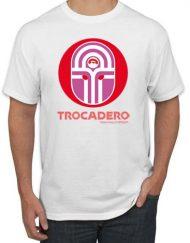 TROCADERO BLANCA 190x243 - Camiseta TROCADERO