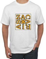 ZACARIAS BLANCA 190x243 - Camiseta ZACARIAS