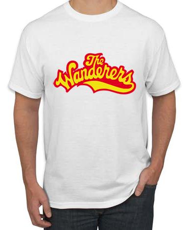 camiseta WANDERERS