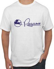 PEGASO BLANCA 190x243 - Camiseta PEGASO