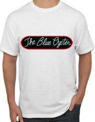 THE BLUE OYSTER BLANCA 1 190x243 - Camiseta THE BLUE OYSTER BAR