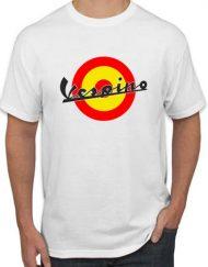 VESPINO BLANCA 190x243 - Camiseta VESPINO