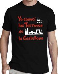 TERRAZAS NEGRA 190x243 - Camisetas Mujer