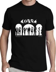 COBRE NEGRA 190x243 - Camisetas Mujer