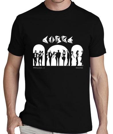 COBRE NEGRA - Camiseta COBRE Negra