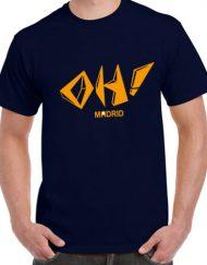 OH AZUL NARANJA 190x243 - Camisetas Mujer