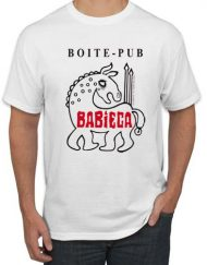 BABIECA BLANCA 1 190x243 - Camisetas Mujer