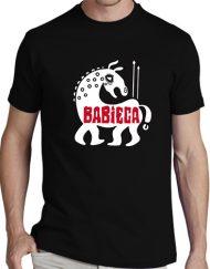 BABIECA NEGRA 190x243 - Camisetas Mujer