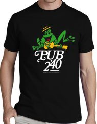 PUB240 NEGRA 190x243 - Camisetas Mujer