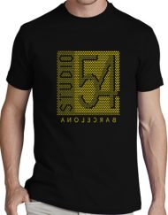 STUDIO54 NEGRA 190x243 - Camisetas Mujer