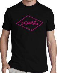 ZELESTE NEGRA 190x243 - Camisetas Mujer