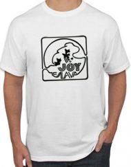 JOY BLANCA NEGRO 190x243 - Camisetas Mujer
