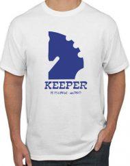 KEEPER BLANCA 190x243 - Camisetas Mujer